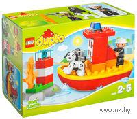 """LEGO. Duplo. """"Пожарный катер"""""""