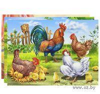 Развитие речи в картинках. Животные. Демонстрационный материал к пособиям О. С. Ушаковой
