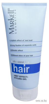 Гель для укладки волос мокрый эффект (200 мл)