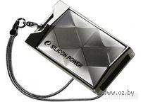 USB Flash Drive 16Gb Silicon Power Touch 850 Titanium Paper Box