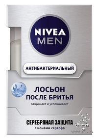 """Лосьон после бритья """"Серебряная защита"""" (100 мл.)"""