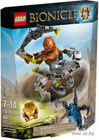 "LEGO. Bionicle. ""Похату - Повелитель Камня"""