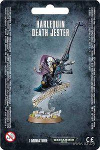 "Миниатюра ""Warhammer 40.000: Harlequin Death Jester"" (58-15)"