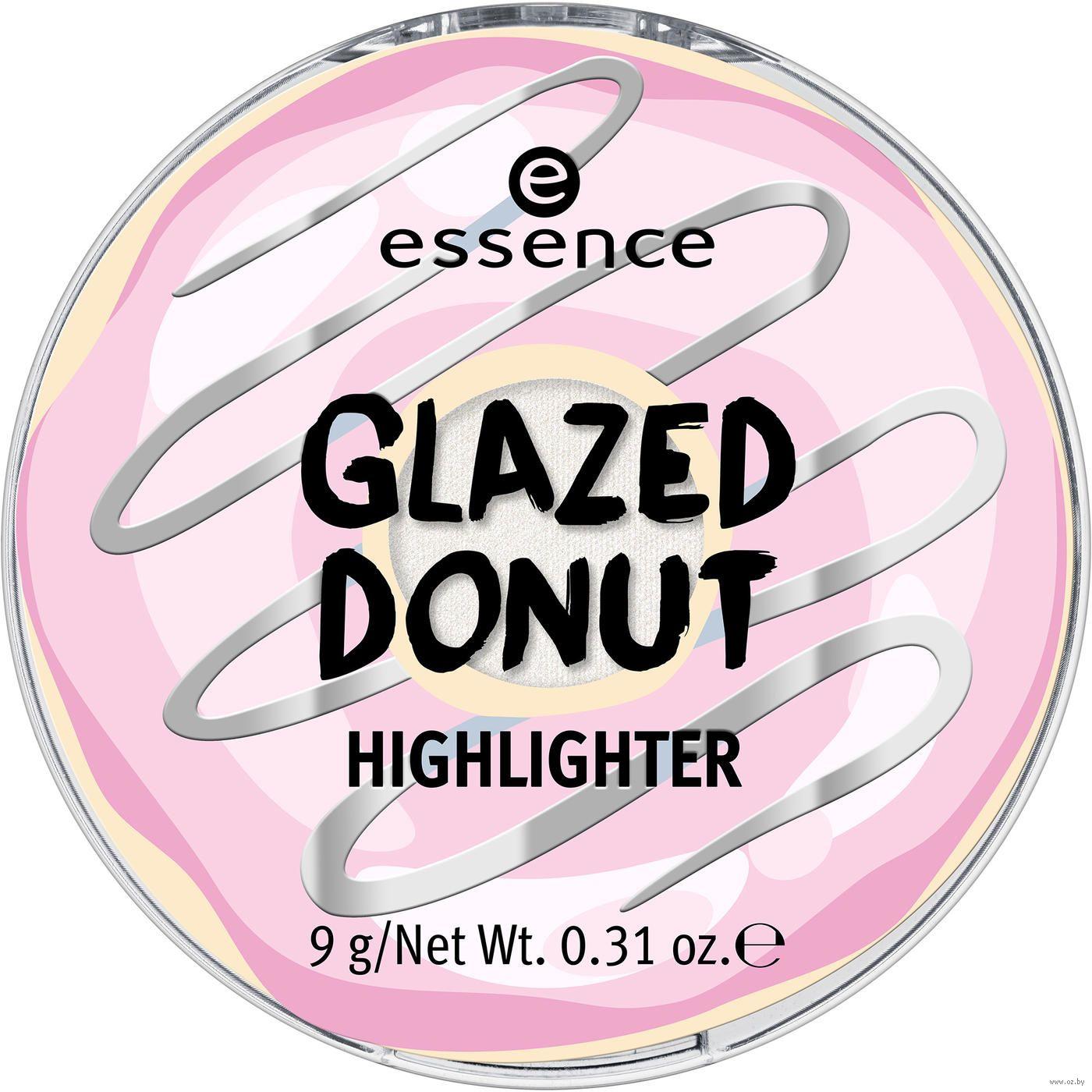 Хайлайтер Essence «Glazed Donut»  купить хайлайтер Эссенс в Минске в  интернет-магазине — OZ.by 02a3d35a003