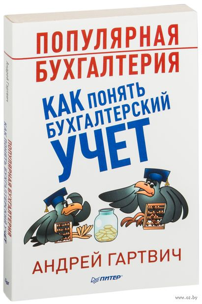 Популярная бухгалтерия. Как понять бухгалтерский учет. Андрей Гартвич