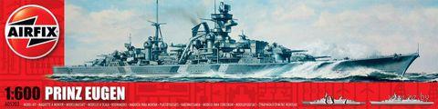 "Крейсер ""Prinz Eugen"" (масштаб: 1/600) — фото, картинка"