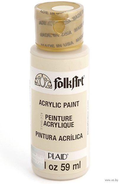"Краска акриловая ""FolkArt. Acrylic Paint"" (пергамент, 59 мл; арт. PLD-00450)"