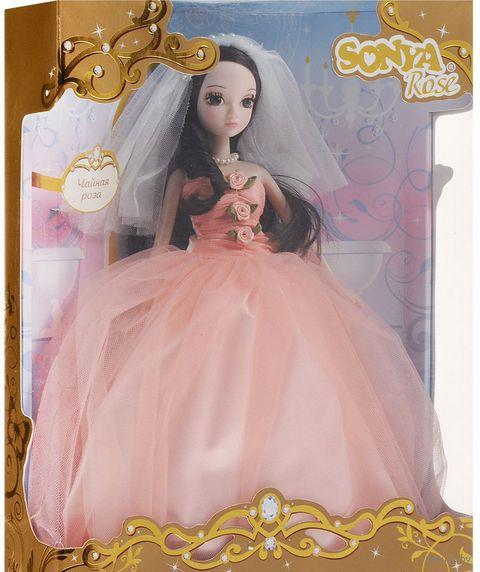 """Кукла """"Соня Роуз. Чайная роза"""""""