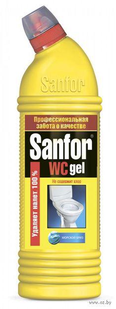 """Средство для чистки ванной и туалета """"WC gel. Морской бриз"""" (750 г) — фото, картинка"""