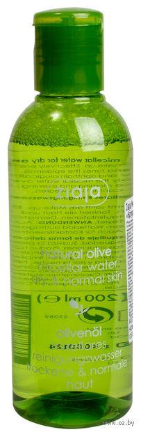 """Мицеллярная вода """"Natural olive"""" (200 мл) — фото, картинка"""