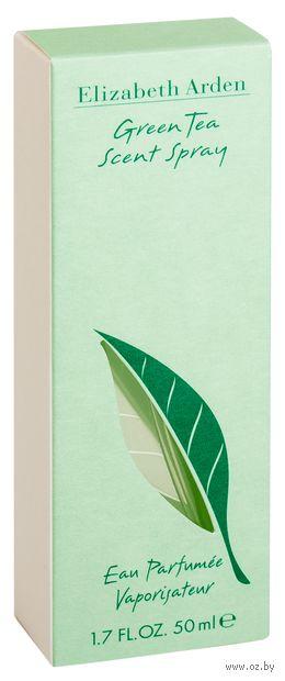 """Парфюмерная вода для женщин """"Green Tea"""" (50 мл) — фото, картинка"""