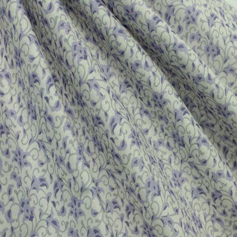 """Ткань """"Яркие цветочки"""" №13 (48х50 см) — фото, картинка"""