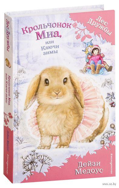 Крольчонок Миа, или Ключи зимы — фото, картинка