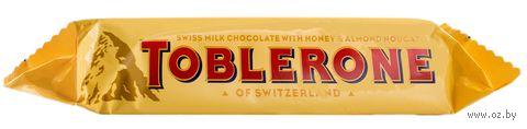 "Шоколад молочный ""Toblerone. Milk"" (35 г) — фото, картинка"