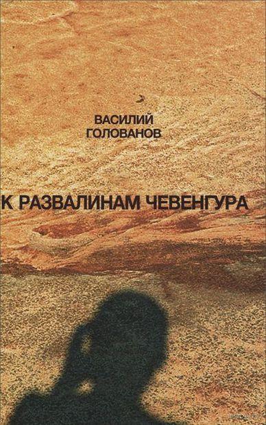 К развалинам Чевенгура. Василий Голованов