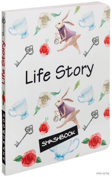 """Блокнот """"Life story"""""""