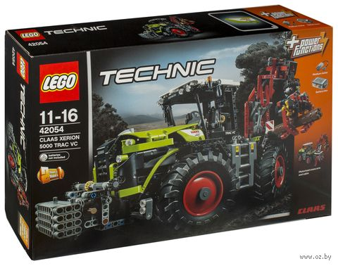 """LEGO Technic """"Claas Xerion 5000 Trac Vc"""""""