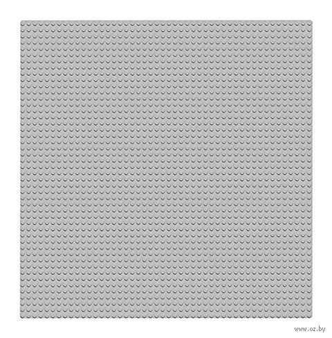 Строительная пластина (серая) — фото, картинка