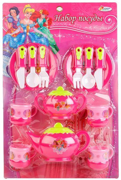 """Набор детской посуды """"Принцессы"""" (арт. B937110-R) — фото, картинка"""