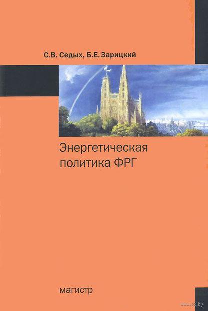 Энергетическая политика ФРГ. С. Седых, Борис Зарицкий