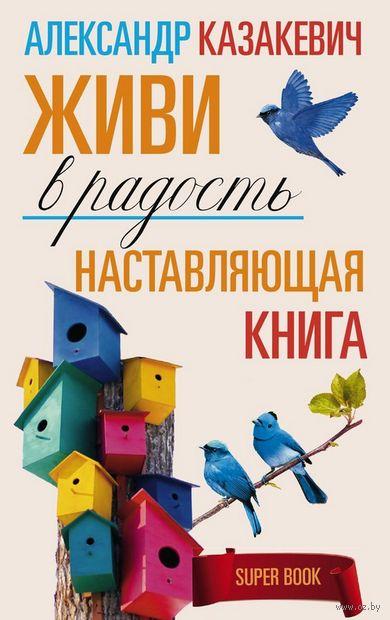 Наставляющая книга. Живи в радость. Александр Казакевич