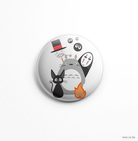 "Значок ""Studio Ghibli"" (арт. 828) — фото, картинка"