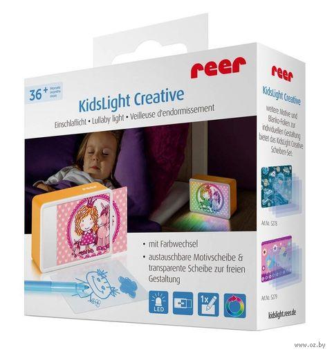 """Ночник детский """"KidsLights Creative. Единорог"""" — фото, картинка"""