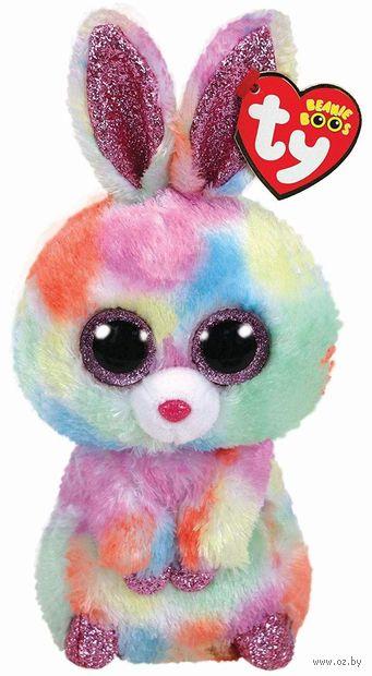 "Мягкая игрушка ""Зайчик Bloomy"" (15 см) — фото, картинка"