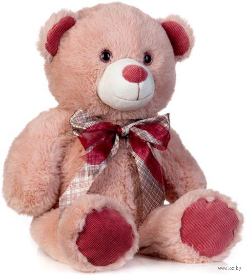 """Мягкая игрушка """"Медведь Том"""" (43 см, розовый) — фото, картинка"""