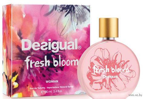 "Туалетная вода для женщин ""Fresh Bloom Woman"" (100 мл) — фото, картинка"