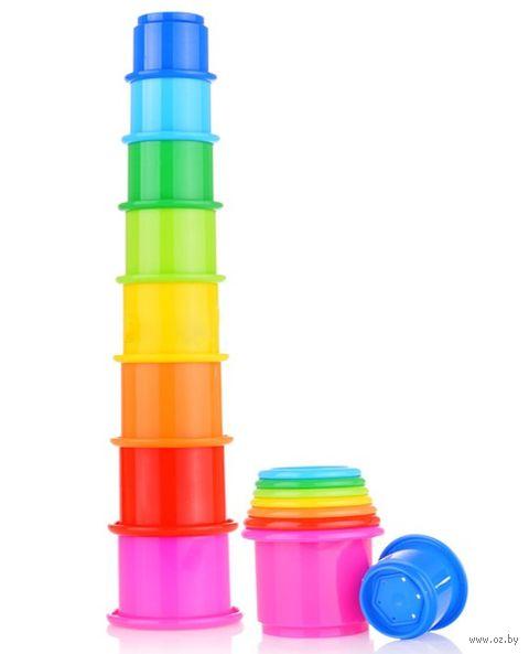 """Развивающая игрушка """"Занимательная пирамидка"""" — фото, картинка"""