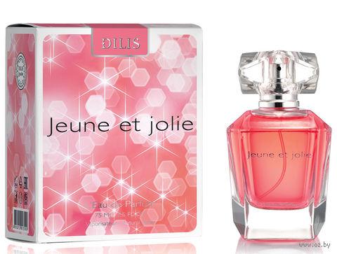 """Парфюмерная вода для женщин """"Jeune et Jolie"""" (75 мл)"""