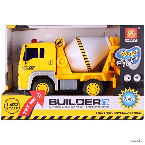 "Бенотомешалка инерционная ""Builder"" (арт. DV-T-442) — фото, картинка"