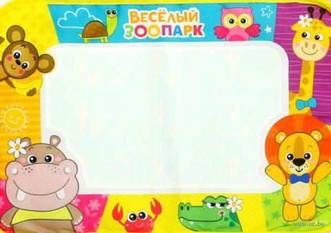 """Доска для рисования """"Весёлый зоопарк"""" — фото, картинка"""