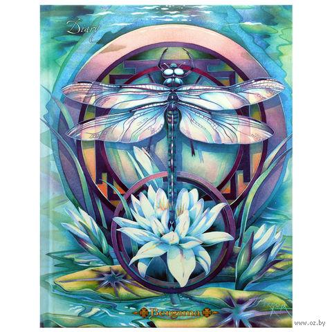 """Ежедневник недатированный """"Aquarell. Гармония"""" (А6+, 168 листов)"""