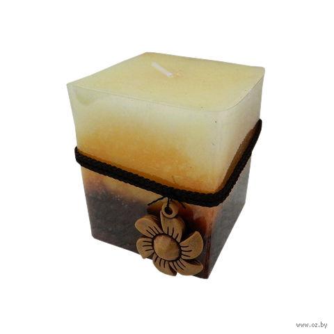 Свеча декоративная (6х7,5 см; арт. XF3F2.52.53)