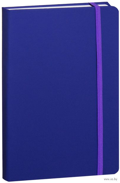 """Блокнот """"Kiel"""" (A5; фиолетовый) — фото, картинка"""