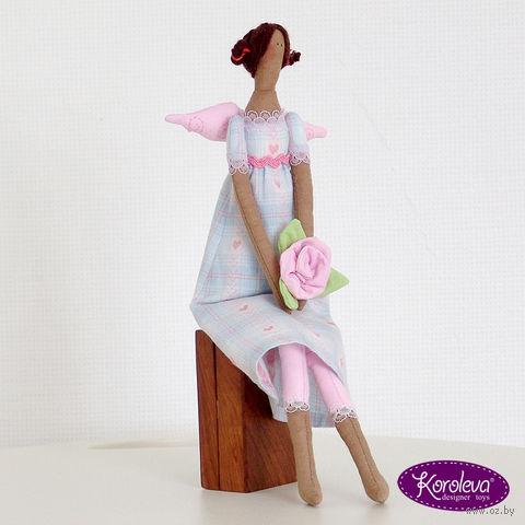 """Кукла ручной работы """"Ангел Цветов"""""""