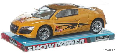 """Спортивный автомобиль инерционный """"Show power"""""""