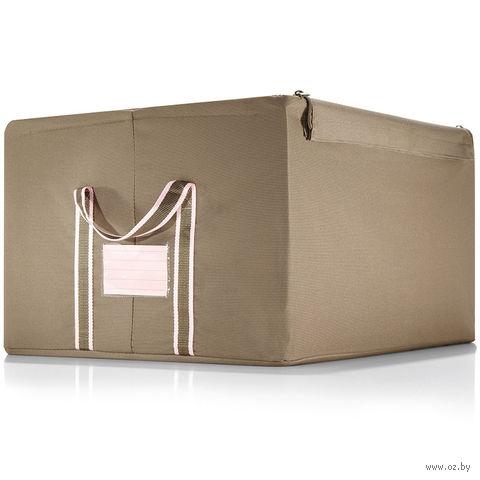 """Коробка для хранения """"Storagebox"""" (L, khaki)"""