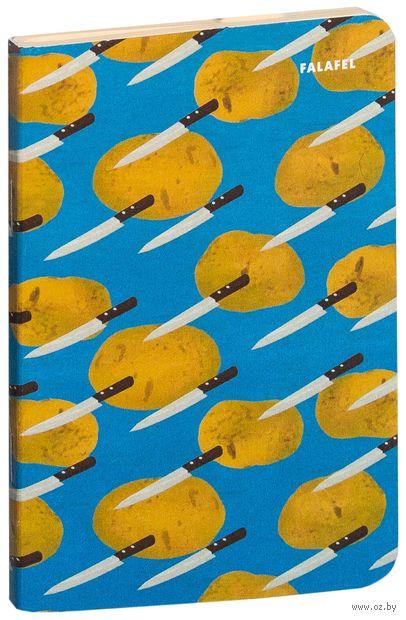 """Блокнот """"Potato"""" (А6) — фото, картинка"""