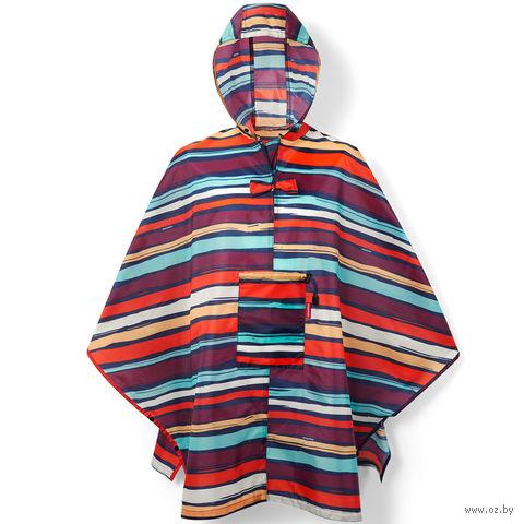 "Дождевик ""Mini Maxi. Artist Stripes"" — фото, картинка"