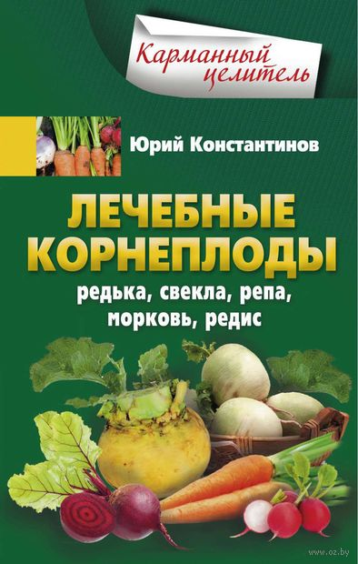 Лечебные корнеплоды. Редька, свекла, репа, морковь, редис — фото, картинка