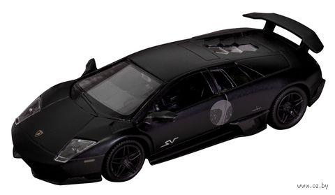 "Модель машины ""Lamborghini Murcielago LP 670-4 SV"" (масштаб: 1/32; арт. 554997M) — фото, картинка"