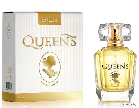 "Парфюмерная вода для женщин ""Queen's"" (75 мл)"