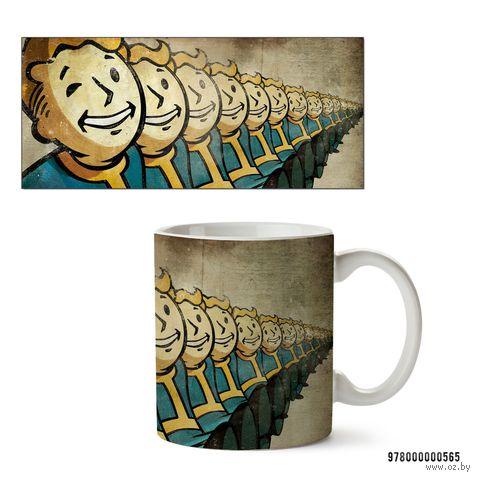 "Кружка ""Fallout"" (арт. 565)"