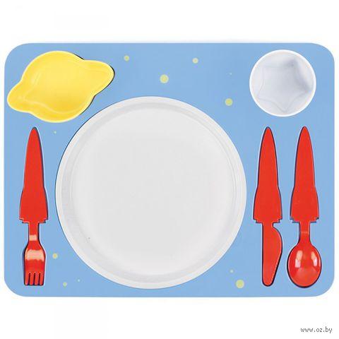 """Набор детской посуды """"Space"""""""