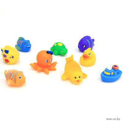 Набор игрушек для купания (арт. 1758/9)