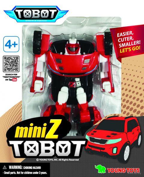 """Игрушка """"Mini Tobot Z"""" — фото, картинка"""