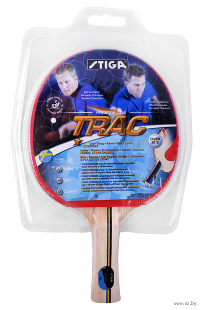 Ракетка для настольного тенниса Trac Oversize — фото, картинка